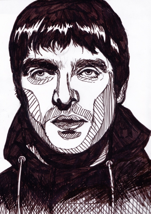 Noel Gallagher par misty-mountain-hop